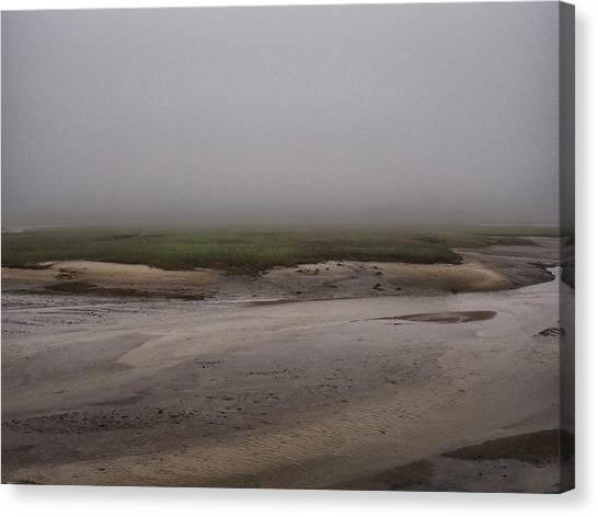 Cape Cod Marsh Canvas Print