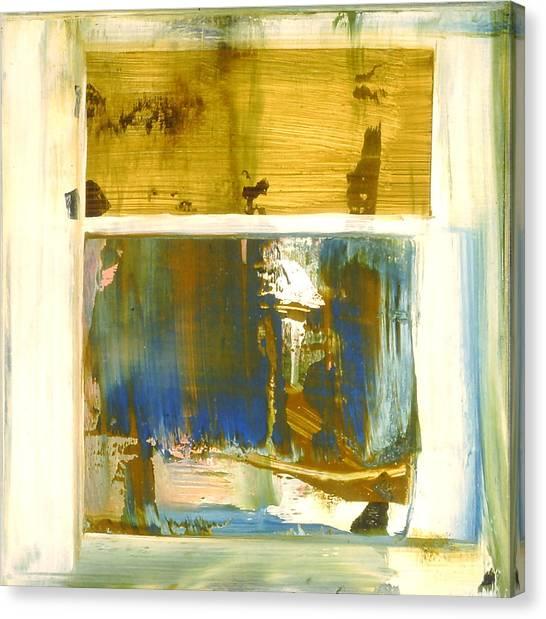 Gerhard Richter Canvas Print - Landscape by Jeremy Johnson
