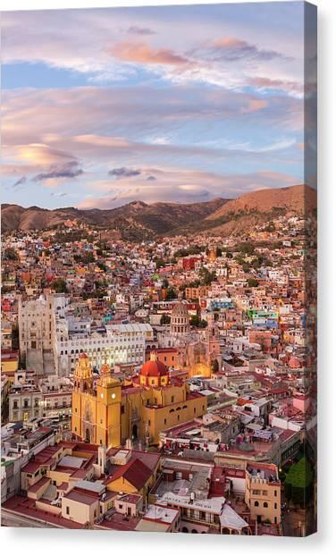 Guanajuato Canvas Print - Mexico, Guanajuato by Jaynes Gallery