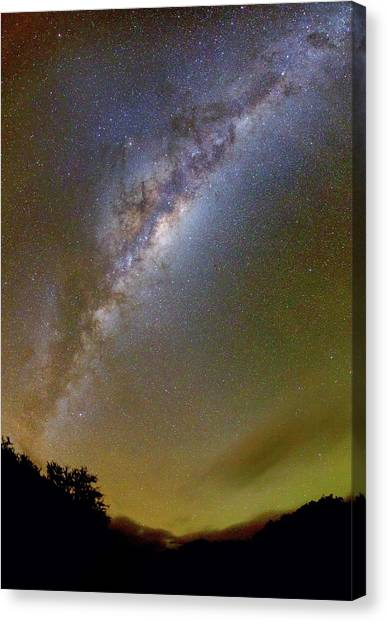 Argentinian Canvas Print - Milky Way by Luis Argerich
