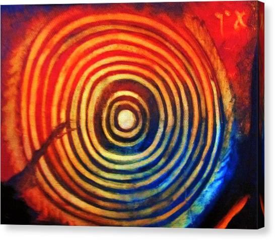 The Seeker Canvas Print