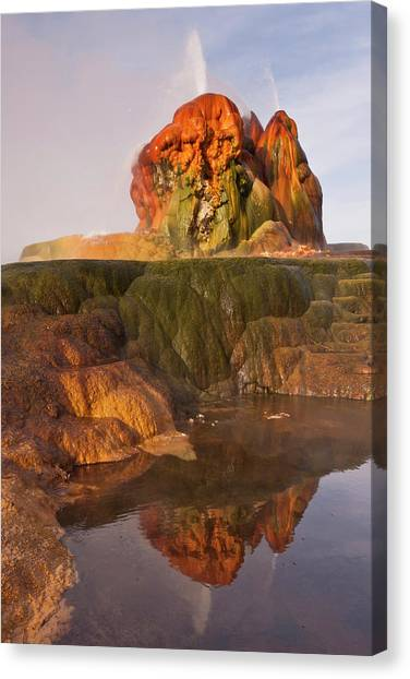 Black Rock Desert Canvas Print - Usa, Nevada, Black Rock Desert by Jaynes Gallery