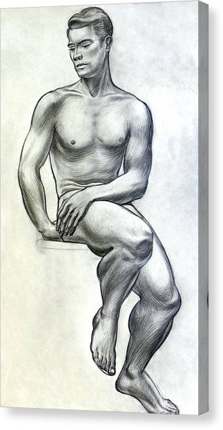 Physical Culture Canvas Print