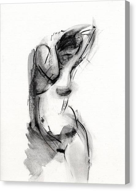 Simple Canvas Print - Rcnpaintings.com by Chris N Rohrbach