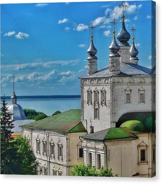 Orthodox Art Canvas Print - Instagram Photo by Helen Vitkalova