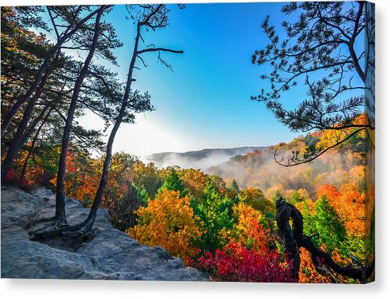 Conkle's Hollow Canvas Print