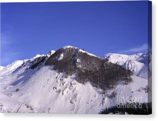 National Park Canvas Print - Abruzzo National Park by George Atsametakis