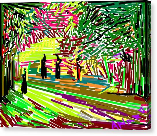 Landscape-1 Canvas Print
