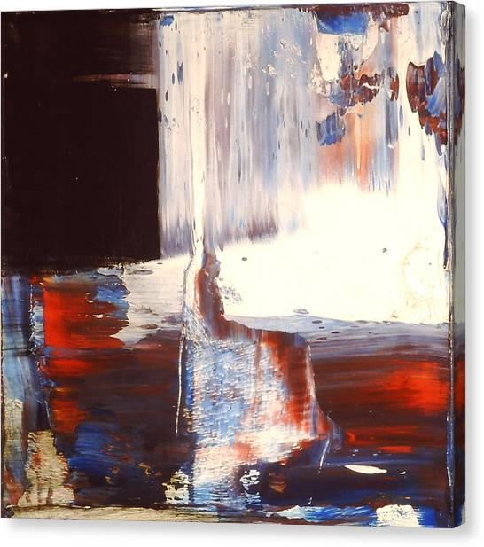 Gerhard Richter Canvas Print - Landscape by Jeremy Johnson