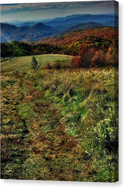 Max Patch Canvas Print