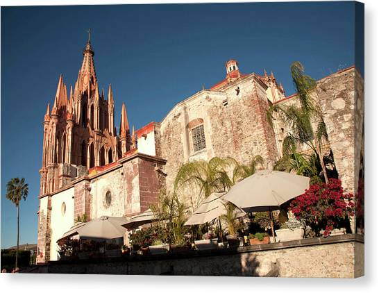 City Of The Dead Canvas Print - North America, Mexico, San Miguel De by John and Lisa Merrill
