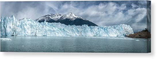 Perito Moreno Glacier Canvas Print - Perito Moreno Glacier, Southern by Panoramic Images