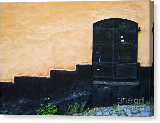 Sweden Canvas Print by Micah May