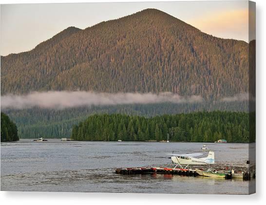 Seaplanes Canvas Print - Vancouver Island, Tofino by Matt Freedman
