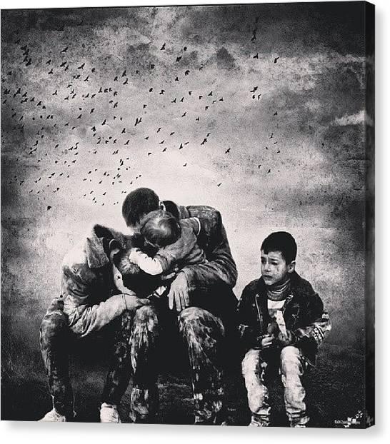 Syrian Canvas Print - Instagram Photo by Majd Waysal