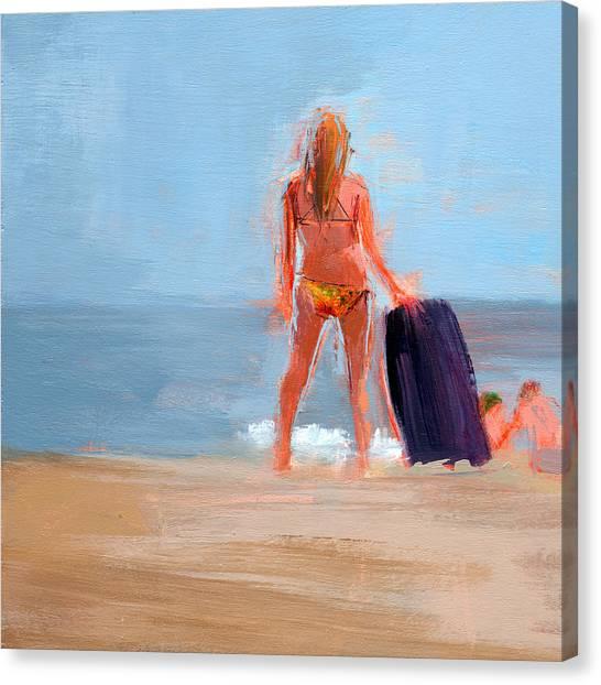 Delaware Canvas Print - Rcnpaintings.com by Chris N Rohrbach