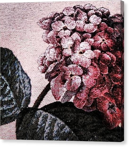 Cheap Canvas Print - Sewing Basket  by Jacqui Mccarron