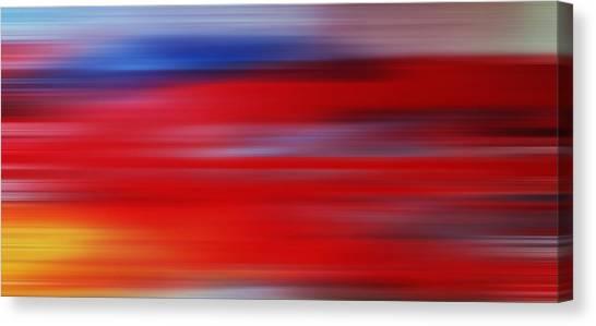 Series Mesmerizing Landscapes Canvas Print