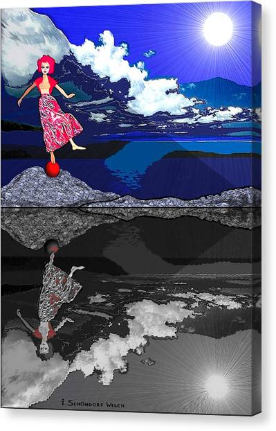 483 -    Dance Of Life Canvas Print