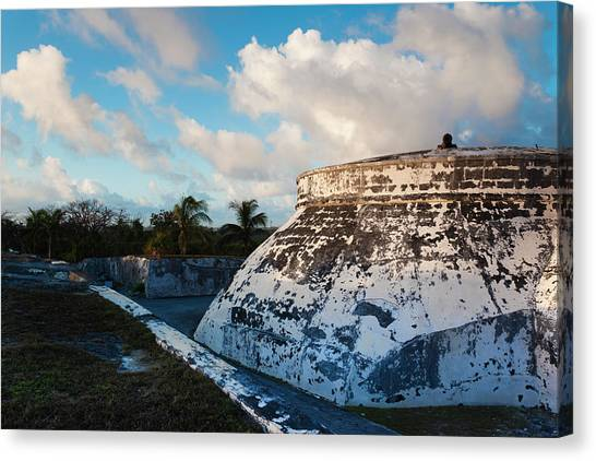 Bahamian Canvas Print - Bahamas, New Providence Island, Nassau by Walter Bibikow