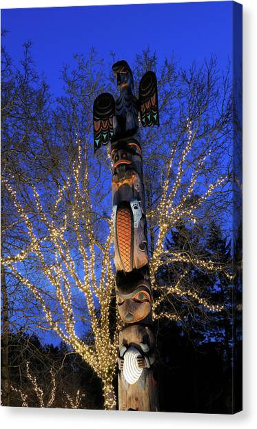 Vancouver Island Canvas Print - Canada, British Columbia, Victoria by Kevin Oke