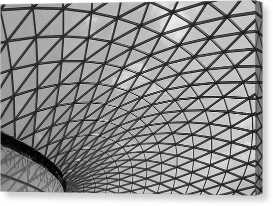 The British Museum Canvas Print - Great Britain, London by Jaynes Gallery