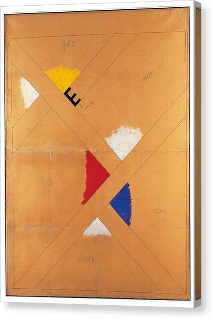 De Stijl Canvas Print - Italy, Lombardy, Milan, Private by Everett