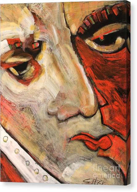 5 - James Monroe Canvas Print