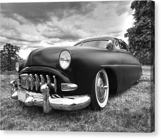 52 Hudson Pacemaker Coupe Canvas Print