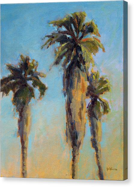 Pacific Breeze Canvas Print