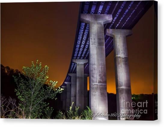 540 Bridge Canvas Print