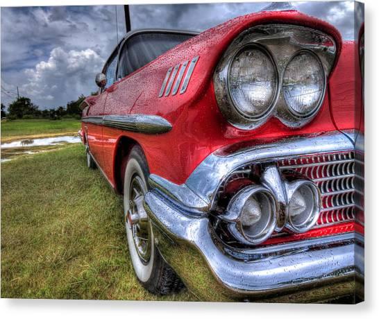 58 Impala Canvas Print