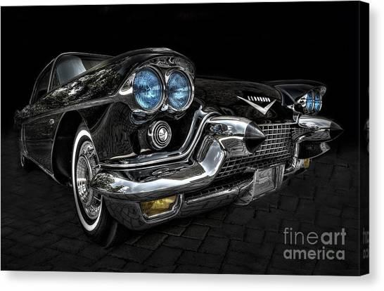 57 Eldorado Brougham2 Canvas Print