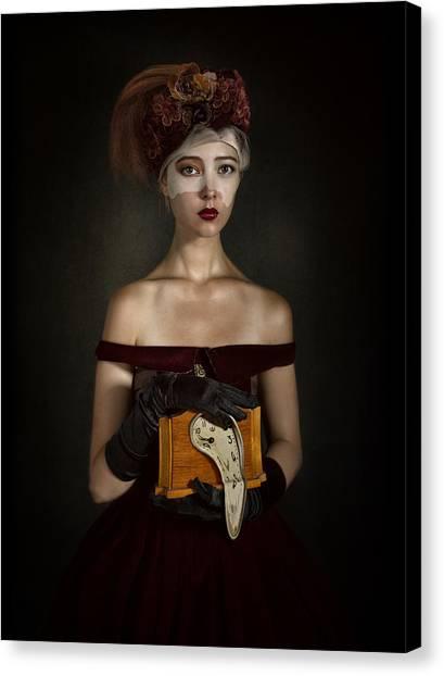 Dress Canvas Print - *** by Svetlana Melik-nubarova