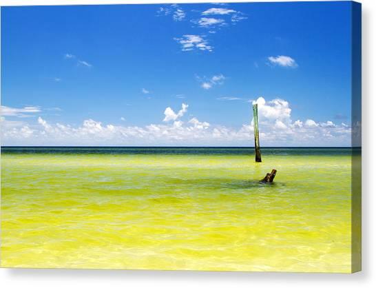 Canvas Print - Boca Grande Florida by Fizzy Image