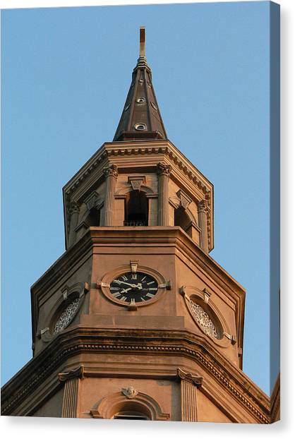 St. Philip's Episcopal Canvas Print