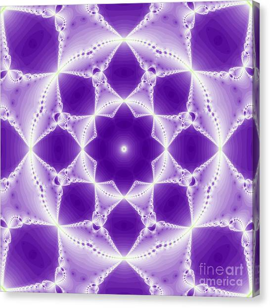 Fantasy Fractal Canvas Print by Odon Czintos