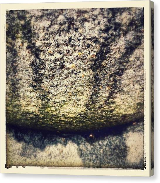 Abstract Canvas Print - Textured 1 by Jason Michael Roust