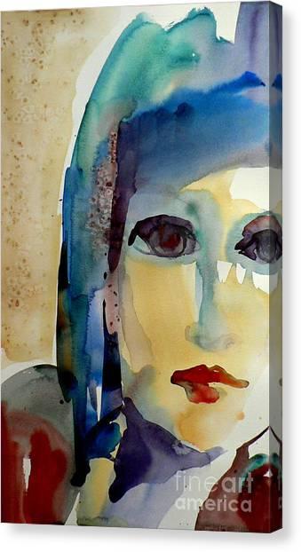 NK Canvas Print