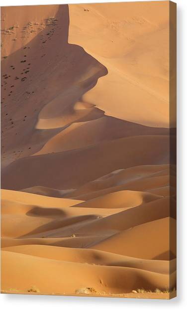 Gobi Desert Canvas Print - China, Inner Mongolia, Badain Jaran by Jaynes Gallery