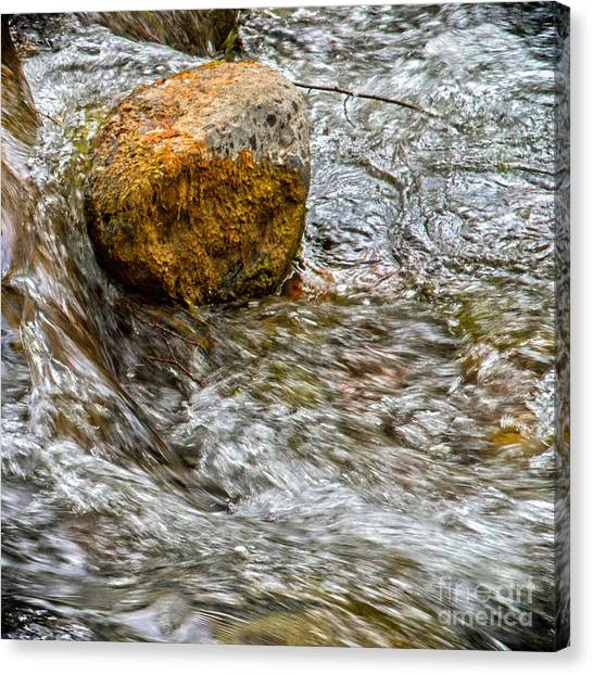 Holy Waters Of Sedona Az By Joanne Bartone Canvas Print