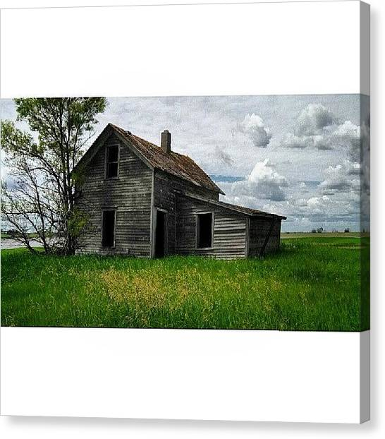 Landscapes Canvas Print - Instagram Photo by Aaron Kremer