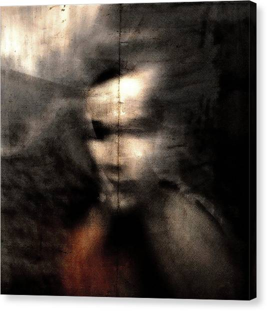 Texture Canvas Print - Shadows (portrait) by Dalibor Davidovic