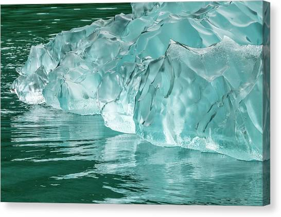 Tongass National Forest Canvas Print - Usa, Alaska, Endicott Arm by Jaynes Gallery