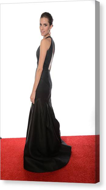 70th Annual Golden Globe Awards - Canvas Print