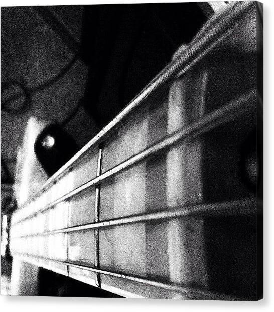 Jazz Canvas Print - Instagram Photo by Pedro Ribeiro