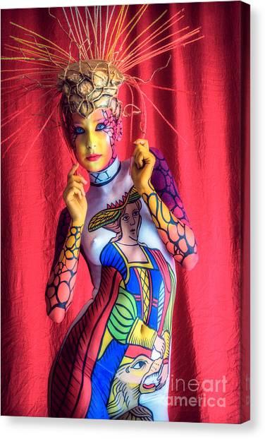 Anima Arcana Canvas Print