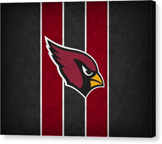 Arizona Cardinals Canvas Print - Arizona Cardinals by Joe Hamilton