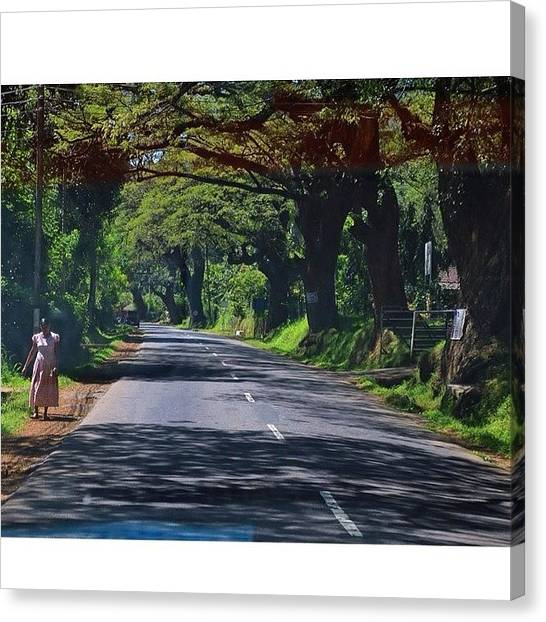 Interstates Canvas Print - #ic_people #ig_select #ig_capture by Alexandr Dobrovan