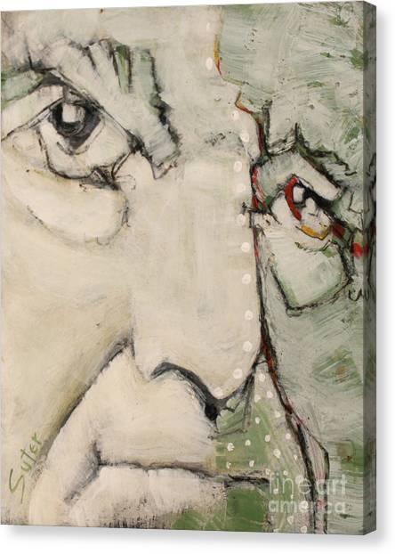 8.  Martin Van Buren Canvas Print